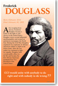 Frederick Douglass - I Would Unite With Anybody To Do Right