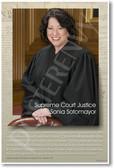 U.S. Supreme Court Justice - Sonia Sotomayor