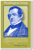 American Author - Washington Irving