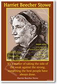 American Author - Harriet Beecher Stowe