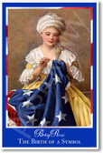 Betsy Ross - The Birth of a Symbol