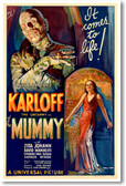 The Mummy - NEW Vintage Reprint Poster
