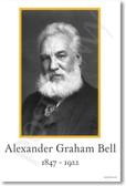 Alexander Graham Bell - Telephone Inventor