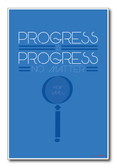 Progress is Progress - NEW Classroom Motivational Poster