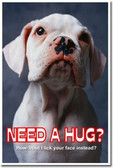 Need a Hug? - Classroom Motivational Poster (cm163)