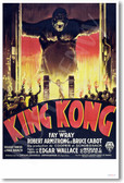 King Kong 1933 - French Movie Poster