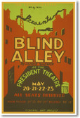 Blind Alley by James Warwick at the President Theatre