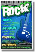 Rock - Music Poster (mu080)