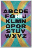 Alphabet HI - NEW Elementary Classroom POSTER (rw200)