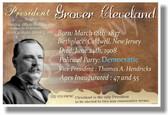 Presidential Series - U.S. President Franklin Pierce - New Social Studies Poster (fp344) PosterEnvy