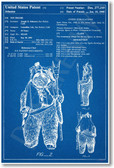 Star Wars - Paploo Ewok Patent - NEW Famous Invention Patent Poster (fa152) PosterEnvy