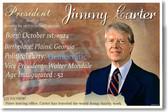 Presidential Series - U.S. President Jimmy Carter - New Social Studies Poster (fp390) American History PosterEnvy