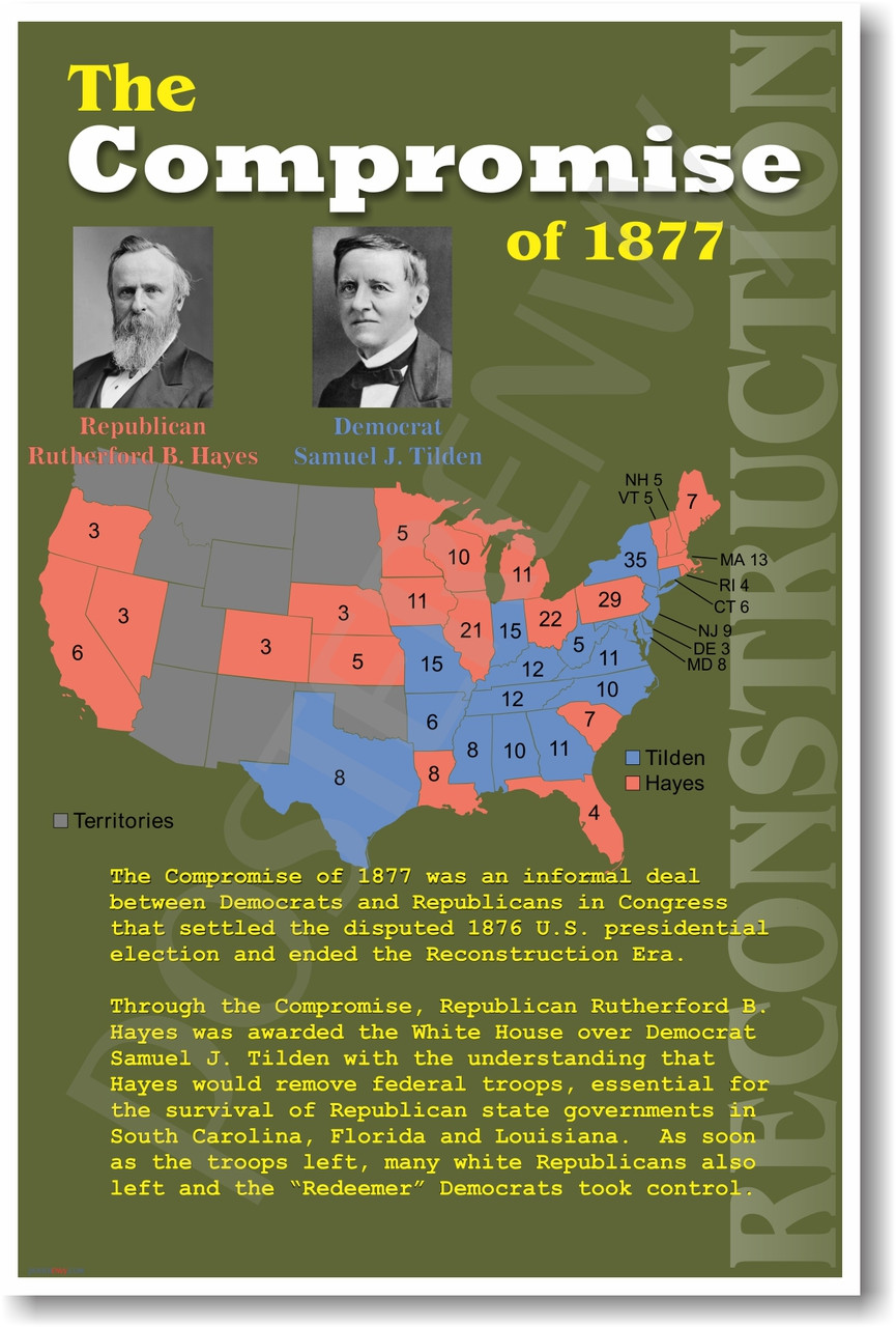 compromise of 1877 president