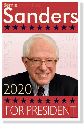 Bernie Sanders for President 2020 - NEW USA Election POSTER (po039)