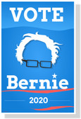 Vote Bernie 2020 - NEW USA Sanders for President Election Poster