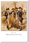 Infantry Continental Army 1779 -1783