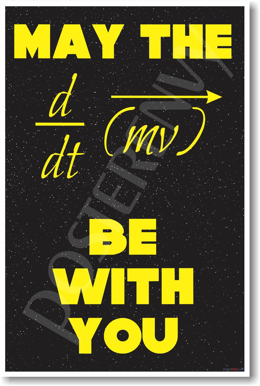 May The Force Be With You Deutsch