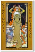 Cincinnati Fall Festival 1903