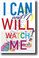 I Can and I Will Watch Me NEW Classroom Motivational Poster (cm1170) PosterEnvy Inspire colorful elementary school teacher student inspirational