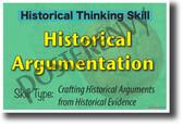 Historical Argumentation - NEW Social Studies POSTER (ss174) Poster Envy Poster