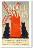 About Paris - Richard Harding Davis - Harper