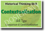 Historical Contextualization - NEW Social Studies POSTER (ss177) PosterEnvy Poster