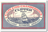 Cape Cod Cranberries - Clipper Brand