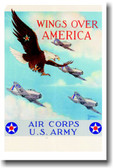 Wings Over America - Air Corps U.S. Army