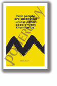 Few People are Successful Unless Other People Want Them to Be - Charlie Brown - NEW Funny Novelty Peanuts Poster