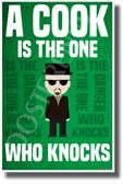 Breaking Bad - Someone Who is the Danger - NEW TV Novelty Poster