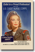 Enlist in a Proud Profession Join U.S. Cadet Nurse Corp