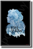 Jon Snow 2 - NEW Novelty GOT TV Show POSTER (hu492)