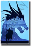 The Long Night - The Night King - NEW Novelty GOT TV Show POSTER