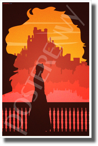 Queen of the Seven Kingdoms - Cersei Lannister - NEW Novelty GOT TV Show POSTER