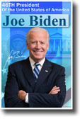 46th President of the United States Joe Biden - NEW President USA POSTER (po050)