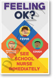 Feeling Okay? - New Public Safety POSTER
