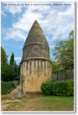 Lantern of the Dead in Sarlat-la-Canéda - Dordogne France French architecture building religion NEW World Travel Poster (tr459)