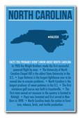 North Carolina - NEW U.S Travel Poster
