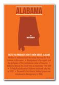 Alabama - NEW U.S Travel Poster