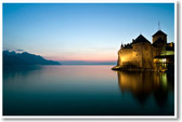 Chateau de Chillon Montreux, Switzerland