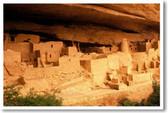 Anagazi Ruins - Southwest Native American Dewllings