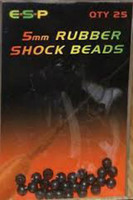 E-S-P RUBBER SHOCK BEADS