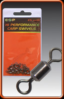 E-S-P HI PERFORMANCE CARP SWIVELS-size 9