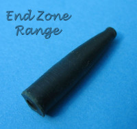 End Zone Range Tail Rubbers/green-10 ct.