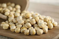 NEW!! Dried Chickpeas (Garbonzo Beans)- 1 lb.
