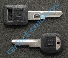 1987-1990 OEM Chevrolet Corvette VATS & Secondary 'D' Key Blanks