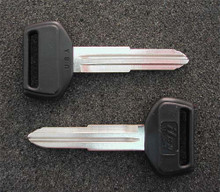 1991-1998 Toyota Tercel, Tercel Sedan & Station Wagon Key Blanks