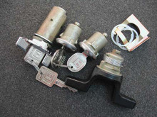 1983-1991 GMC S-15 Jimmy Blazer Ignition, Door and Tailgate Trunk Locks