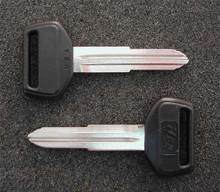 2000-2002 Toyota Echo Key Blanks