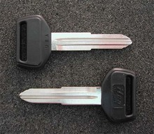 1990-1993 Toyota Celica Convertible Key Blanks
